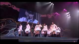 博多レジェンド夜公演 TOKYO DOME CITY HALL 130511 TeamH 出演メンバー...