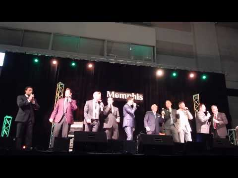 Ernie Haase & Sigature Sound and Mark Trammell Quartet sing Boundless Love