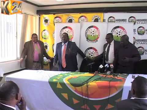 Soccer Governing Body Chairman On EACC's Graft List