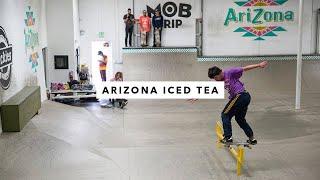 Afternoon in the Park: Arizona Iced Tea | TransWorld SKATEboarding thumbnail