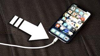 Как я заряжаю смартфон?