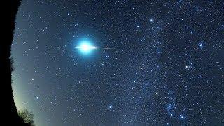 2018年おうし座流星群 大火球出現