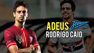 A DESPEDIDA DE RODRIGO CAIO AO SÃO PAULO !!!