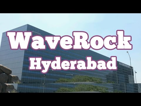 Waverock Buliding Hyderabad | Apple Development Office For Maps