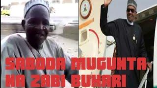 Saboda Mugunta na Zabi Buhari inji Wani Dattijo