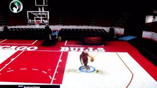 NBA 2k11 Tutorials - How to Do the *NEW Iso-Motion.  (HD 720p)