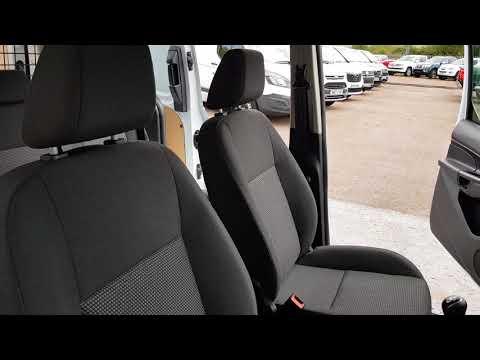 Ford Transit Connect Tdci 100ps 220 5 Seat Double Crew Cab L1 Swb 1.5 5dr Combi Van Manual Diesel