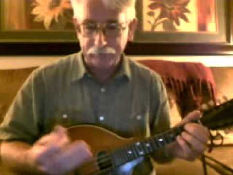 How to play Galway Girl Mandolin Steve Earle cover - YouTube