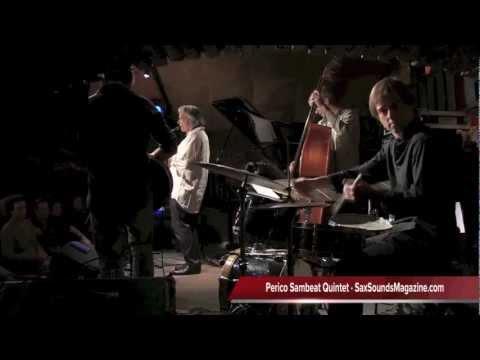 Perico Sambeat Quintet | SaxSoundsMagazine.com