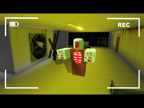 The hospital in Roblox BrookHaven