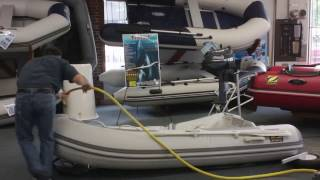 Inflatable Boat Center -zodiac Cadet 300 Compact Rib