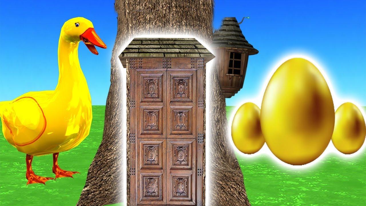 Download लालची सोने का अंडावाला Greedy Golden Duck हिंदी कहानियां Hindi Kahaniya
