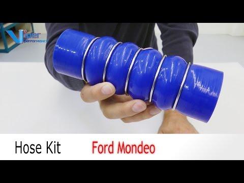 Goodridge For Ford Mondeo ST220 Braided Brake Kit Lines Hoses