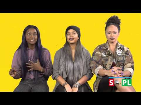 Justine Skye, Gabi Wilson and Elle Varner on SFPL TV