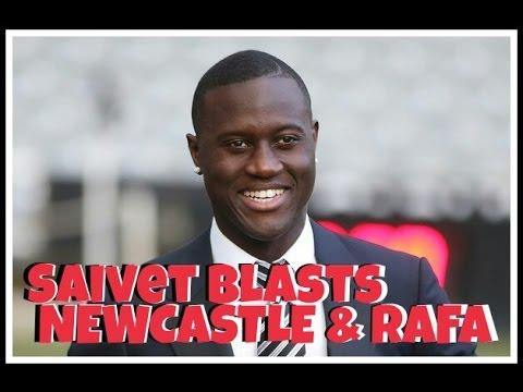 Henri Saivet blasts Newcastle & claims Rafa Benitez was forced to play English players