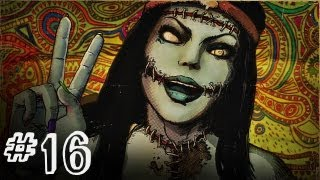 Lollipop Chainsaw - MARISKA, PSYCH ZOMBIE BOSS - Gameplay Walkthrough - Part 16 [Stage 3 Ending]
