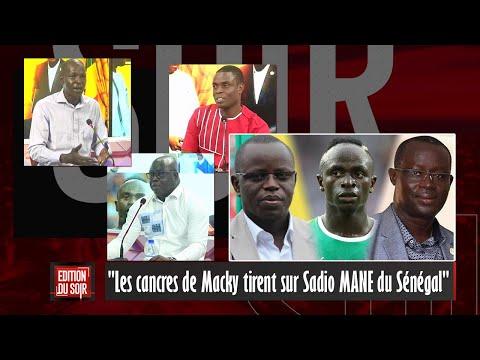"""Quand """"Les cancres de Macky tirent sur Sadio MANE du Sénégal"""" - Edition du Soir"""