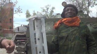 Ополченец Африканец в боях за ДНР War in Ukraine. Ополчение Новороссии.