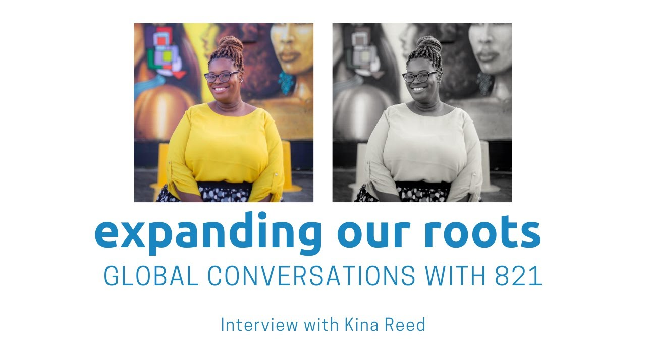Expanding Our Roots: Kina Reed