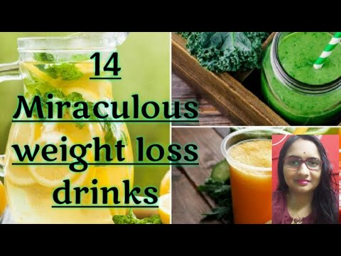 14-miraculous-weight-loss-drinks..-dietician-soma-mitra