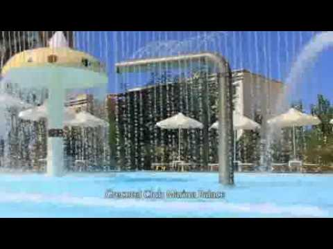Crete all inclusive family resort, Grecotel Club Marine Palace