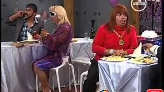El Especial Del Humor 06/04/13 Mascaly Metida Celebra Su Cumpleaños con Gisela 06/04/2013 (7/7)