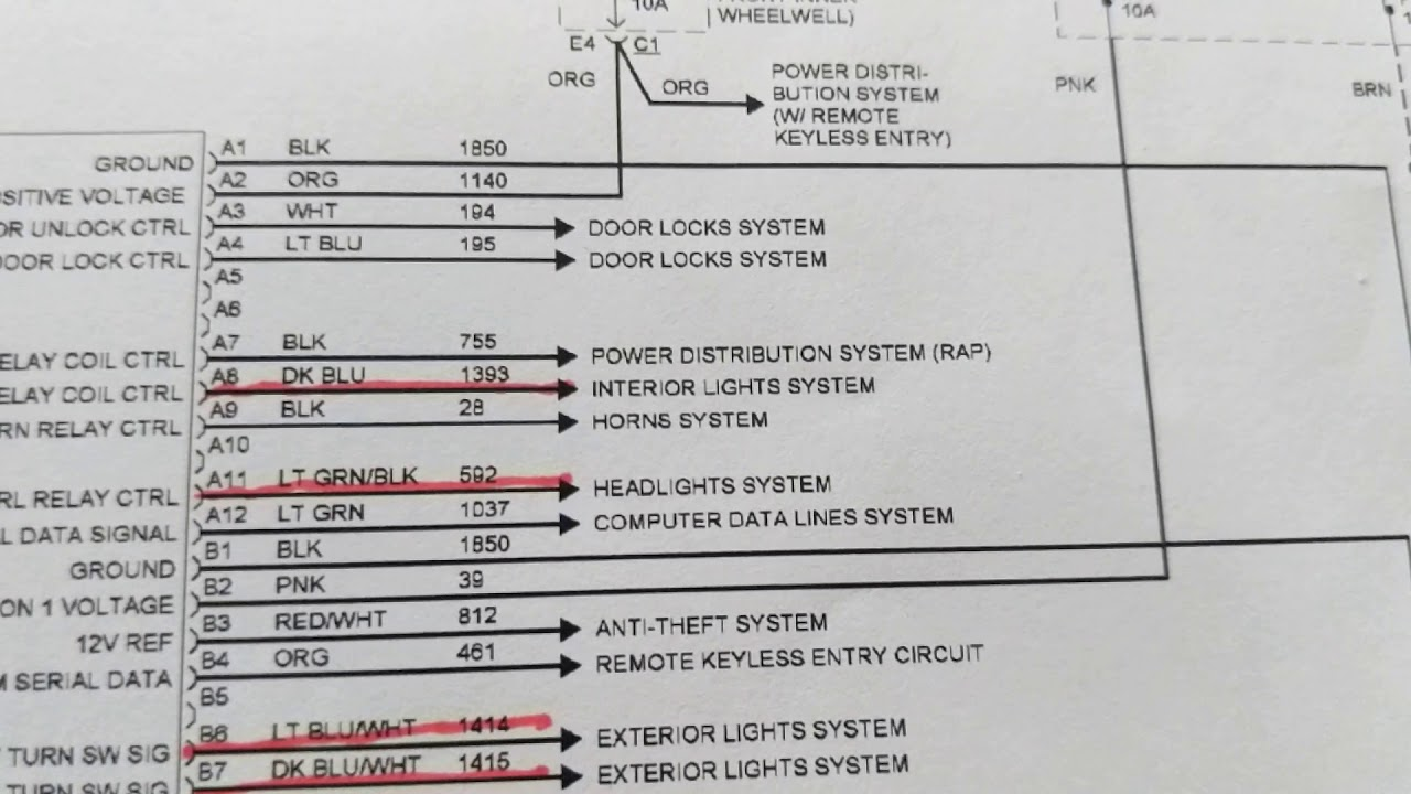 Wiring Diagram For 93 Toyota Camry Get Free Image About Wiring