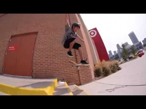 Milton  Skateboard Full Part