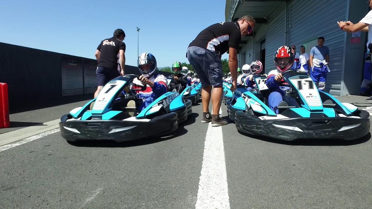 Formule endurance | Sarron Circuit