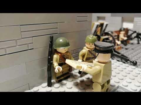 Лего война на восточном фронте 2 серия