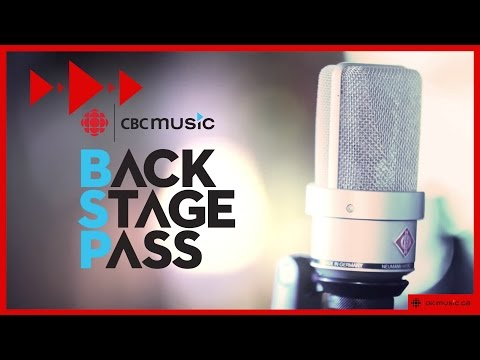 CBC Music Backstage Pass EPS 203 Blue Rodeo 'The Farmhouse Sessions'