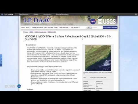 An Introduction to MODIS Version 6 Data