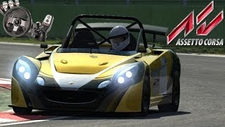 HD LOTUS 2-ELEVEN Assetto Corsa + G27