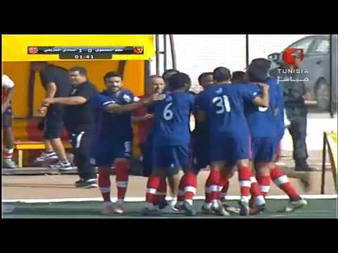 club africain VS Espérance sportive métlaoui | BUT 1 | 16-10-2016 | live stream |