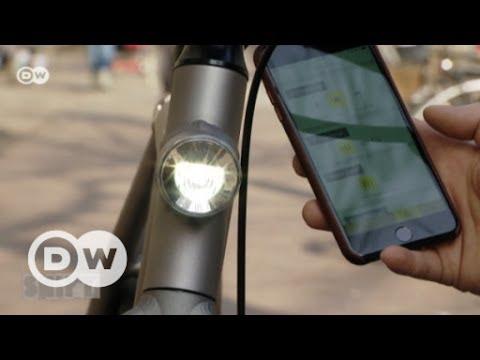 Smart Bikes im Test   DW Deutsch