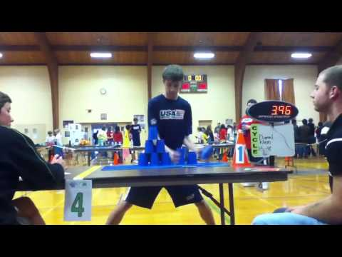 Connecticut Sport Stacking Championships Cycle Finals: 6.80