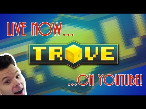 All Day TROVE Stream! [ Balefire Wing Giveaway! ]