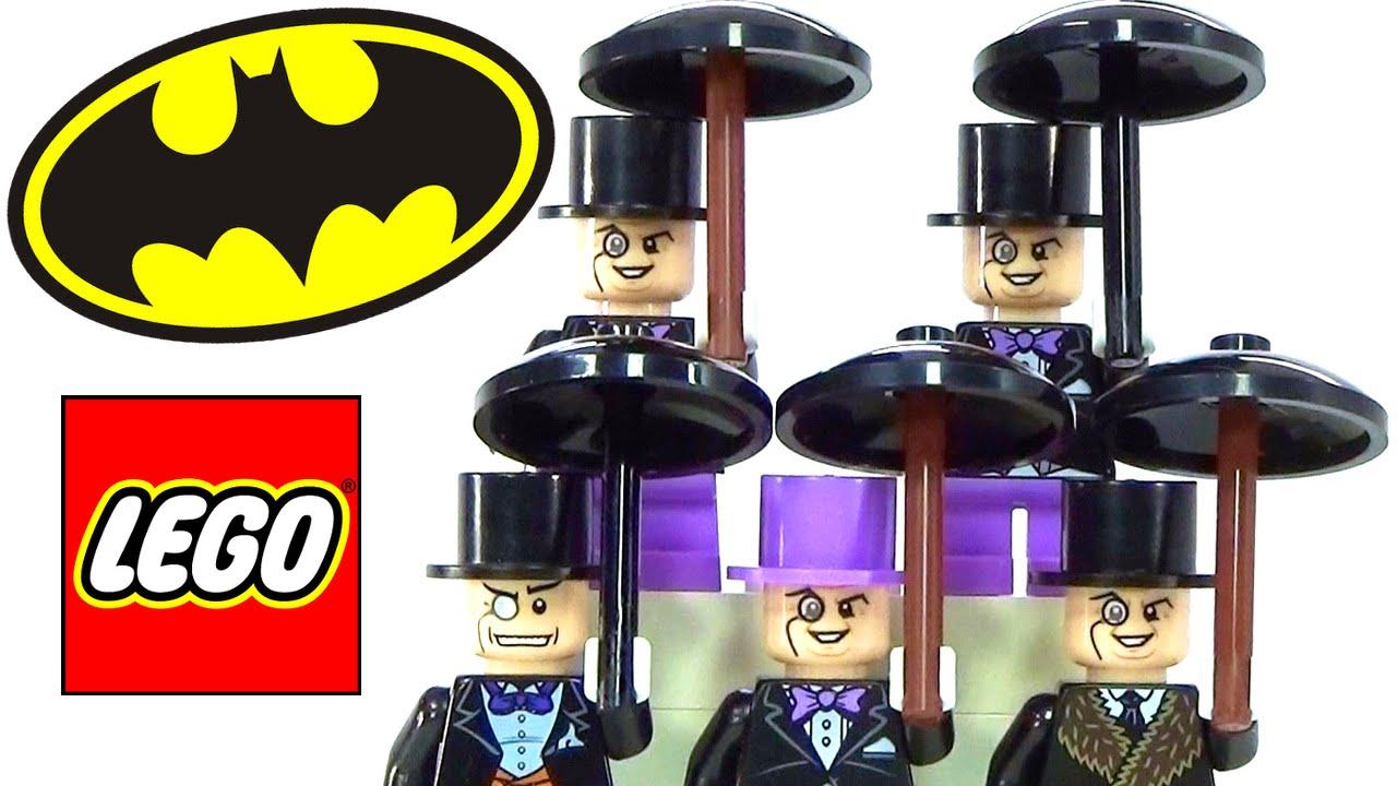 LEGO Penguin Batman Minifigure Collection - BrickQueen ...