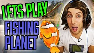 Zocker Sven🎮 - Lets Play Angeln🐠