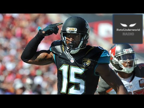 Buy-low on Jaguars WR Allen Robinson in fantasy football dynasty leagues