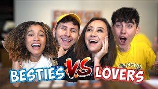 BEST FRIENDS vs LOVERS (ft. Franny Arrieta, Bobby Mares, Nezza)