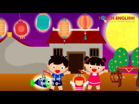 Touch English! Songs - Mid Autumn Festival Folk Song
