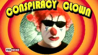 Conspiracy Clown - 2012 Olympic Entrails