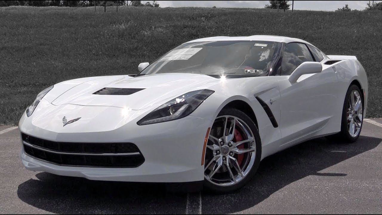 2018 chevrolet corvette z51 review youtube
