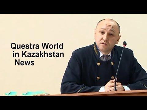 Questra World in Kazakhstan News