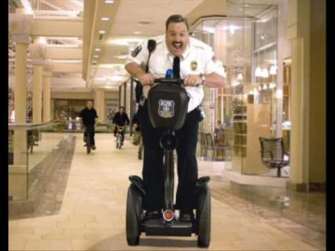 The Mall Cop - Original Song by Will Roberts
