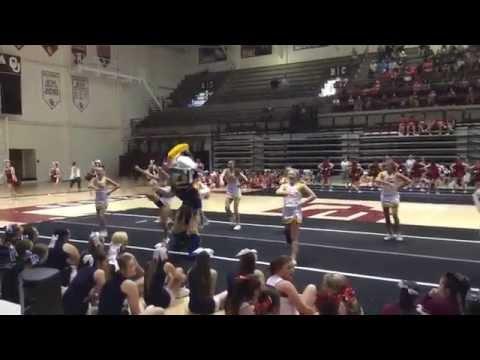 Wichita Collegiate School NCA Cheer Camp 2016