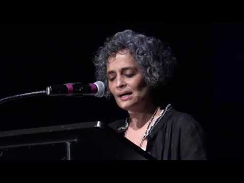 Arundhati Roy: The Ministry of Utmost Happiness - YouTube
