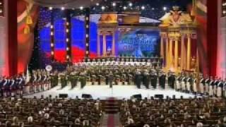 ロシア国歌~祖国防衛の日式典より(国歌は3:00あたりから) thumbnail