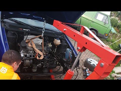 Projekt VW Golf 3 20 Jahre Edition GTI / Golf 3 Vr6 Turbo Umbau Teil 1